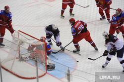 Чемпионат мира по хоккею среди юниоров U18. Матч сборная России - сборная США. Челябинск, хоккей