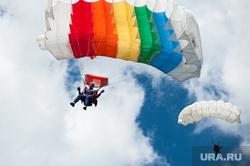 Финал всероссийских соревнований по парашютному спорту