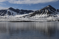 Турция, стамбул, арктика, холод, лед, пейзаж, океан, арктика, снег, горы