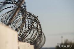 Войска химической и биологической защиты на Ямале. Салехард, колючая проволока, зона, запретная зона, тюрьма, ограждение