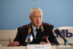 Пресс-конференция начальника ГУ МВД ПК. Пермь, виктор кошелев