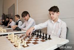 Ежегодная выставка «Образование и карьера – 2018». Сургут , школьники, шахматы
