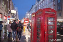 Лондон, Великобритания, лондон, телефонная будка