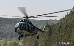 Солдаты, армия. Челябинск., вертолет, ми8