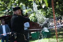 Празднование Дня народов Среднего Урала в парке