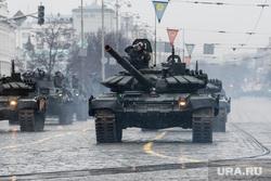 Парад Победы. Екатеринбург, парад, танк, Т-72Б3