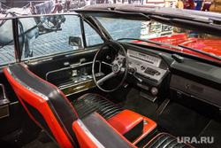 Ретро музей автомобилей в Кольцово. Екатеринбург, салон автомобиля, ретро автомобиль
