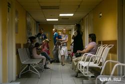 Открытие СПИД-центра. Москва, больница, прием у врача, спид-центр, детская поликлиника, врачи, медперсонал, медицина