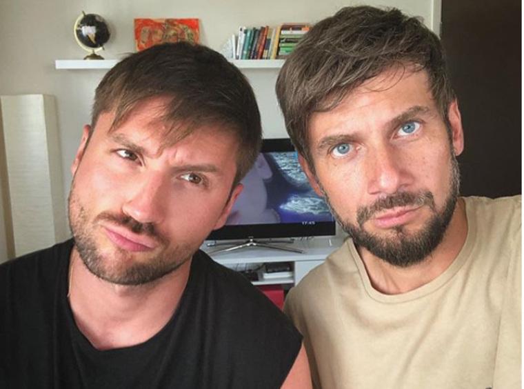 Восточные мужчины и геи