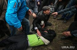 Севастополь и Симферополь.  2014 - 2016. Крым, драка, беспорядки