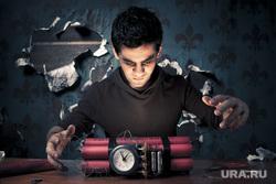 Клипарт depositphotos.com , терроризм, взрыв, бомба, подрывник