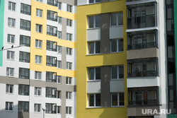 Пресс-тур в Академический. Екатеринбург, академический район, балкон