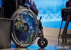«Разговор с Дмитрием Кобылкиным». Прямая линия губернатора ЯНАО. Салехард, инвалидная коляска, кобылкин дмитрий, инвалидное кресло, инвалид