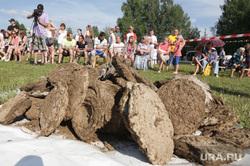 Веселый коровяк в деревне Крылово, Пермь, праздник, коровяк