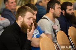 Встреча главы Сургутского района Андрея Трубецкого с представителями национальных объединений. Лянтор, мусульмане