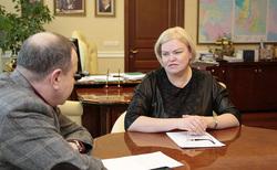 Ирина Соколова вице-губернатор ЯНАО