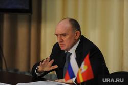 Пресс-конференция Дубровского. Карабаш