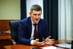 Интервью с губернатором Пермского края Максимом Решетниковым. Пермь, решетников максим