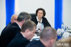 Рабочее совещание с главами муниципалитетов.Сургут, комарова наталья