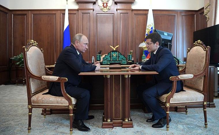 Путин назначил врио губернатора Ямала. Им стал молодой технократ, отучившийся в Сингапуре