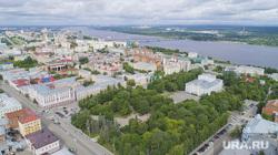 Пермь. Городские пейзажи, кама