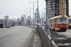 Состояние дорог Екатеринбурга, улица татищева, трамвай
