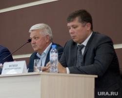 Встреча губернатора Максима Решетникова с главврачами пермских больниц по поводу развития системы здравоохранения. Пермь, конференция