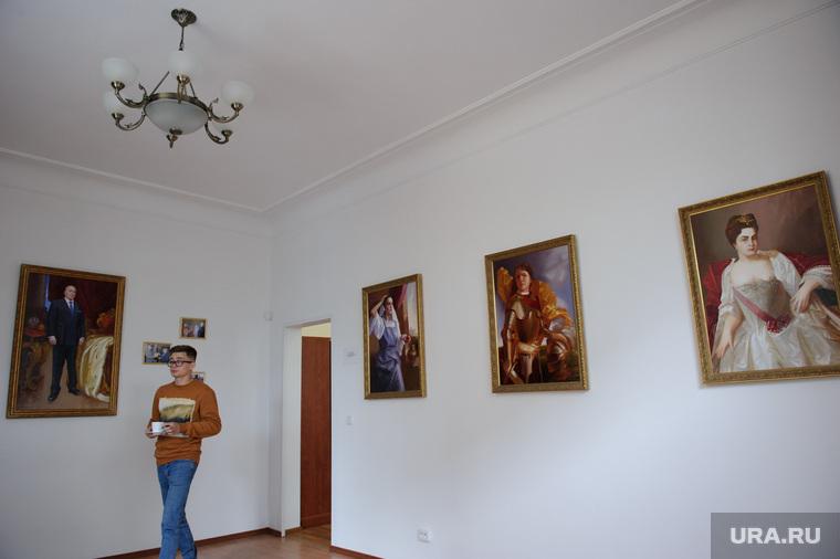 Частный музей его светлости князя Бакова, дом Романовых. Екатеринбург