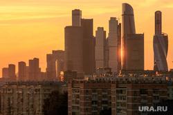 Виды Москвы. Воробьевы горы, Андреевская набережная, москва-сити, закат, хамовники, город москва