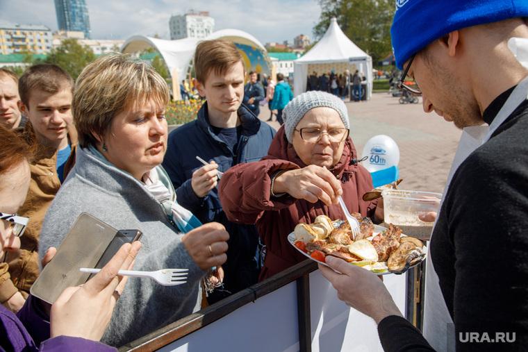 VIII Международный фестиваль барбекю в Екатеринбурге.