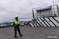 Ингушетия. Евкуров Юнус-Бек Хаджи Баматгиреевич., полиция, блок пост