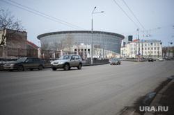 Состояние дорог Екатеринбурга, центральный стадион, екатеринбург арена, перекресток малышева репина