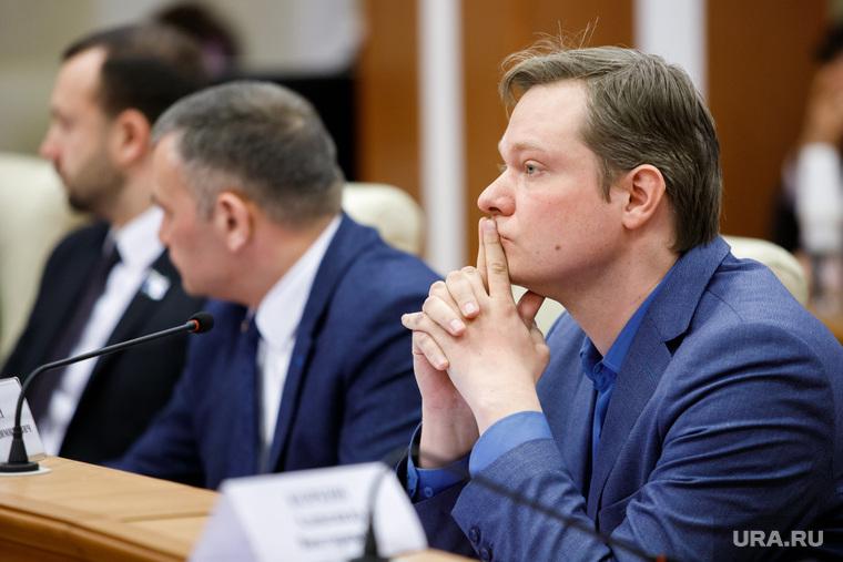Заседание комитета по региональной политике заксобрания СО по вопросу отмены прямых выборов мэра. Екатеринбург, ладыгин александр