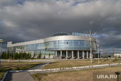 Войска химической и биологической защиты на Ямале. Салехард, аэропорт салехард