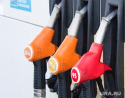 Заправка Газпром. Ханты-Мансийск., бензин, топливо