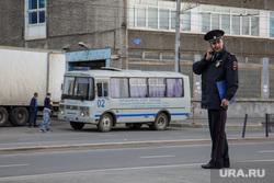 Митинг избирателей против депутатов, за снижение коммунальных тарифов . Пермь, пазик, телефонный разговор, полиция, правоохранительные органы