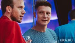 День рождения Тимура Кидрачева в On Bar. Екатеринбург, щукин антон, красносельских андрей