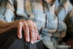 Открытая лицензия от 09.09.2016. Пенсионеры, старость, старая рука