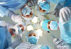 Клипарт, медицина, врачи, хирургия, операция