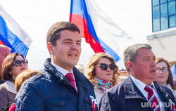 День России в Салехарде, ямкин сергей, артюхов дмитрий