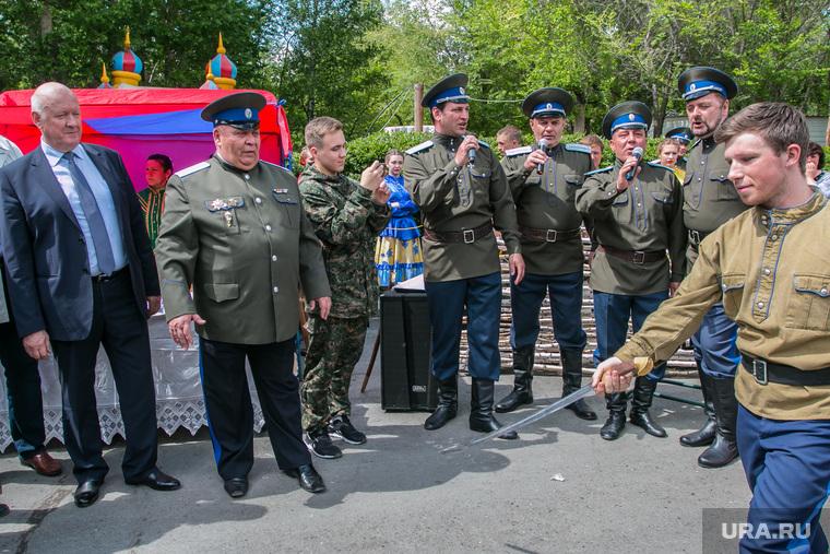 Празднование Дня России. Курган, сухнев виктор