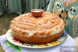 Сабантуй и Куйвашев. Екатеринбург, каравай, хлеб-соль