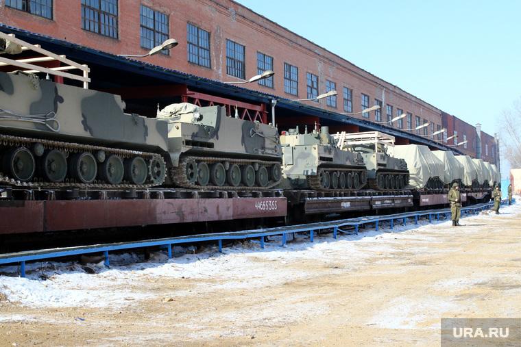 ОАО КурганмашзаводБМД-4 для десантных войск. Курган, военная техника, бмд, эшелон