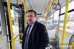 Вручение новых автобусов OOO «Общественный городской транспорт». Челябинск, болотов роман