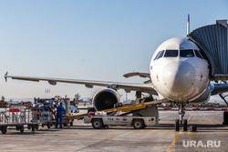 Очередной споттинг в Кольцово. Екатеринбург, аэропорт кольцово, самолет, багаж, разгрузка