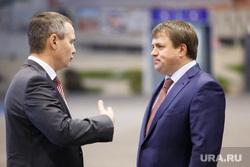 Заседание губернатора с главами МО и правительством в МВЦ Екатеринбург ЭКСПО, карамышев александр