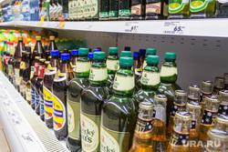Магазин «Пятёрочка. Магнитогорск, пиво, прилавок, алкоголь, магазин