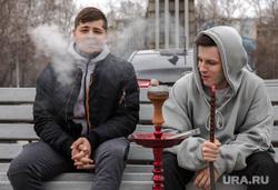 Уличные места тусовки. Екатеринбург, кальян, молодежь