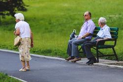 Открытая лицензия на 28.07.2015. Эмоции.Люди., прогулка, пенсия, старость