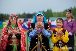 Сабантуй - национальный праздник башки и татар. Сургут, ислам, татары, сабантуй, молитва, башкиры